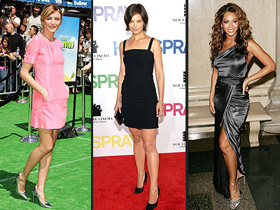 The Ten Best Dressed of 2007