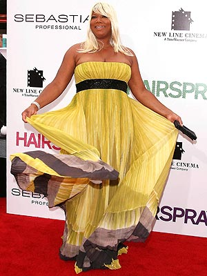 Worst Dresses of the Year - QUEEN LATIFAH - Queen Latifah : People.com