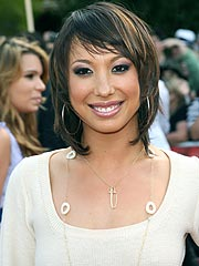 The Curtain Comes Down on DWTS&#8217; Cheryl&nbsp;Burke