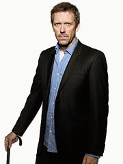 TV Roundup: Hugh Laurie Rocks the House!