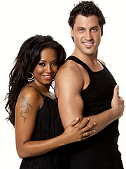 DWTS: Mel B. Spices Up theCompetition