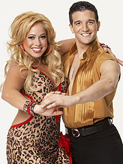 A Stunned Sabrina Bryan Leaves Dancing