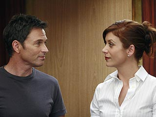 Private Practice: Kissin' Co-Workers