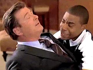 Alec Baldwin Taking 30 Rock Over the Top?