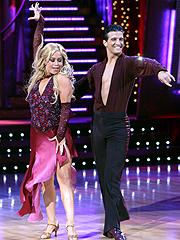 Sabrina Bryan and mark ballas dancing with the stars