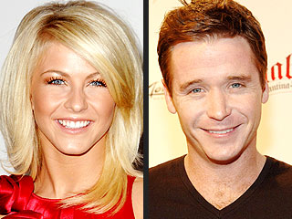 Kevin Connolly Gives a Ring to Julianne Hough | Kevin Connolly