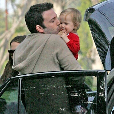 BEN & VIOLET photo | Ben Affleck