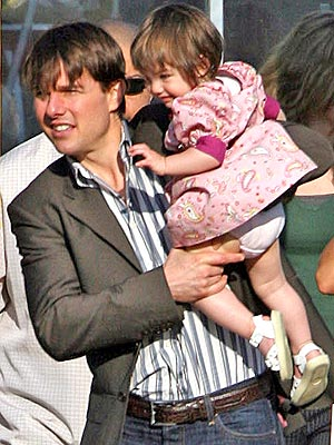 TOM & SURI photo | Tom Cruise