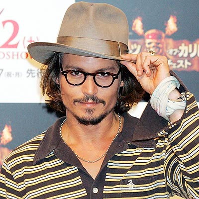 Johnny Depp Resimleri