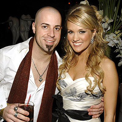 'IDOL' TIME photo | Carrie Underwood, Chris Daughtry