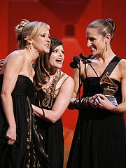 Dixie Chicks Win Big at the Grammys | Dixie Chicks