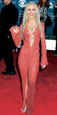 2001: CHRISTINA AGUILERA photo | Christina Aguilera