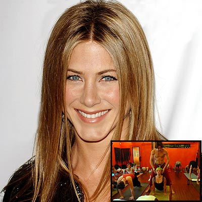 DAY NINE: TRY BUDOKON photo | Jennifer Aniston