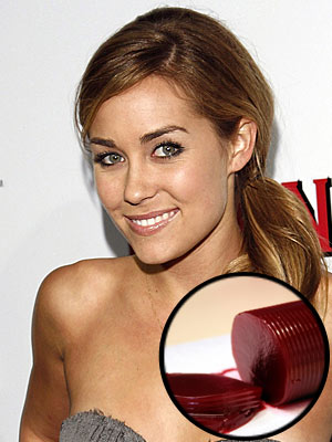LAUREN CONRAD:CANNED CRANBERRY SAUCE photo | Lauren Conrad