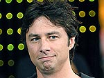Zach Braff Scopes Out New Music | Zach Braff
