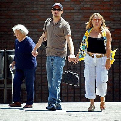 LEONARDO DICAPRIO, IRMELIN DICAPRIO & HELENE INDENBIRKEN  photo | Leonardo DiCaprio