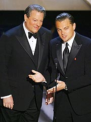 Al & Leo: It's Easy Being Green | Al Gore, Leonardo DiCaprio