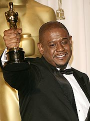 VIDEO: Hudson, Whitaker and Scorsese Bathe in Oscar Glory | Forest Whitaker