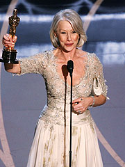 What Helen Mirren Didn't Have on Under Her Dress | Helen Mirren