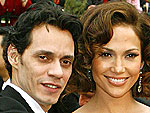 Seen & Heard on the Oscar Red Carpet! | Jennifer Lopez, Marc Anthony