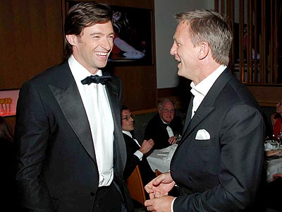 STRATEGIC PLANNING photo | Daniel Craig, Hugh Jackman