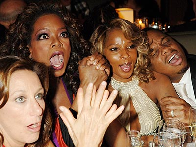 EXPRESS YOURSELF photo | Donna Karan, Mary J. Blige, Oprah Winfrey