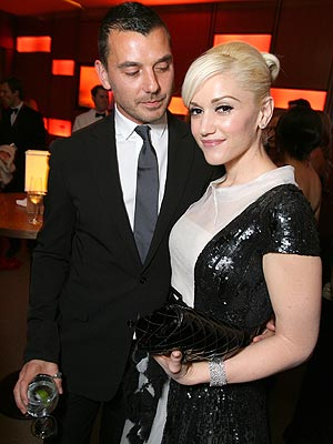 MUSIC FUSION  photo | Gavin Rossdale, Gwen Stefani