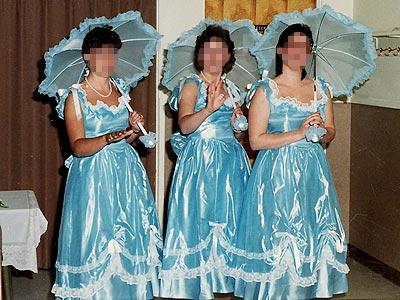 Worst Bridesmaid Dresses 61