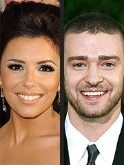 Last Night's Globes: What You Didn't See | Eva Longoria, Justin Timberlake