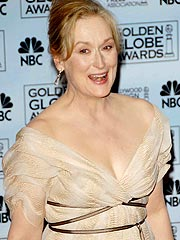 Meryl Streep: You Don't Like Me. You Really Don't Like Me! | Meryl Streep