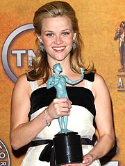 Stay Classy, Screen Actors Guild Awards!| Screen Actors Guild Awards, Red Carpet 2007, Reese Witherspoon