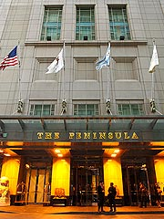 Peninsula Hotel Empties Its Coin Purse for Oscar Guests