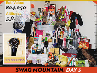 Behold! Swag Mountain Reaches Its $24,250 Peak