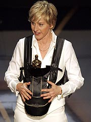 Critics Split Over Ellen's Oscars Performance | The Ellen DeGeneres Show