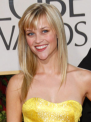 Globes '07's Best & Worst Hair - REESE WITHERSPOON: BEST - Golden Globes,