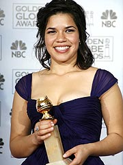 Ugly Betty's America Ferrera Saluted in Congress