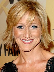 Edie Falco: My Kids Look Like Fabio and Chucky!