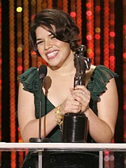 America Ferrera Is All Thanked Out