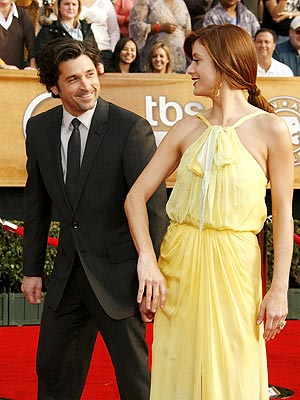 SNEAK ATTACK photo | Kate Walsh, Patrick Dempsey