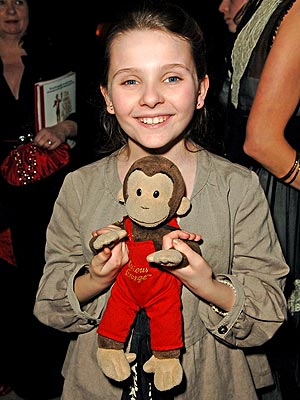MONKEYING AROUND photo | Abigail Breslin