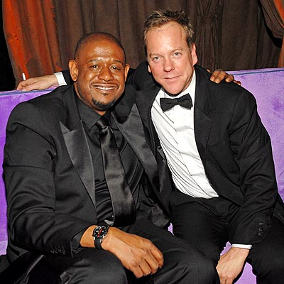 SUPPORT SYSTEM photo | Forest Whitaker, Kiefer Sutherland