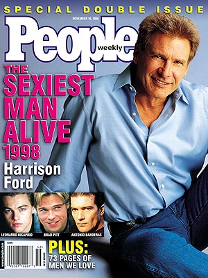 1998 photo | Harrison Ford