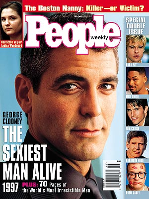 1997 photo | George Clooney