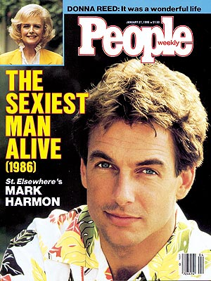 1986 photo | Mark Harmon