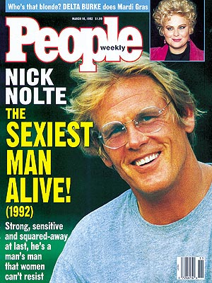 1992 photo | Nick Nolte