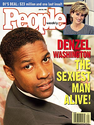 1996 photo | Denzel Washington