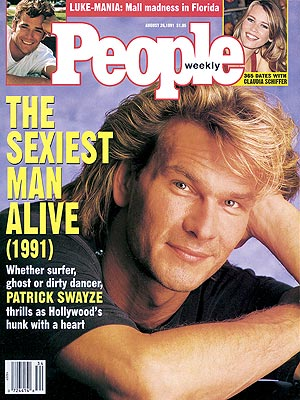 1991 photo | Patrick Swayze
