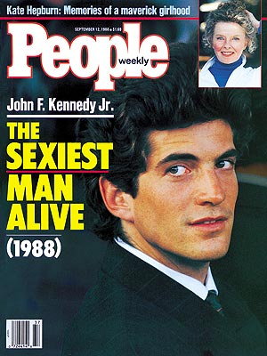 1988 photo | John Kennedy Jr.