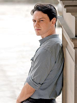 JAMES MCAVOY photo | James McAvoy