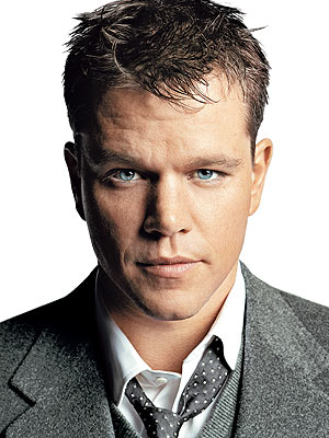 MATT DAMON photo | Matt Damon